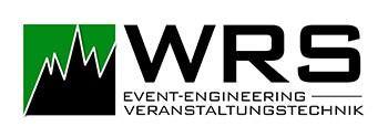 Logo WRS Event-Engineering und Veranstaltungstechnik